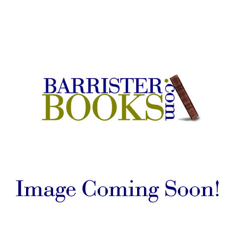 The Art and Science of Trial Advocacy (Used)